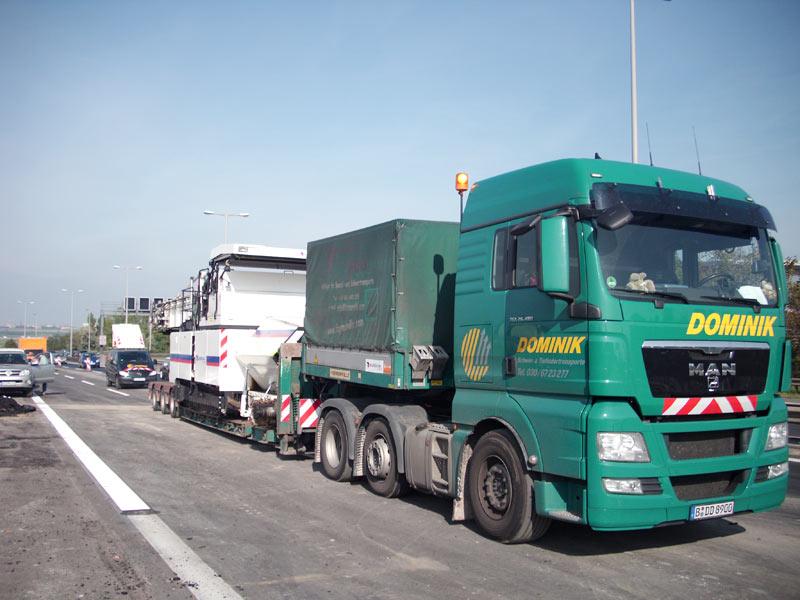Dominik Transporte Berlin